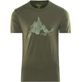 Meru Tumba - T-shirt manches courtes Homme - olive